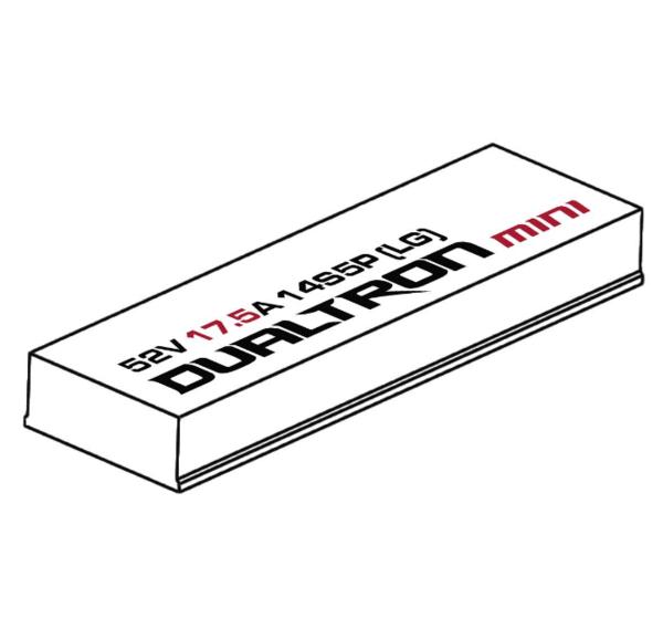 Batería Dualtron Mini Lithium Ion 52V 17,5AH LG 14S5P