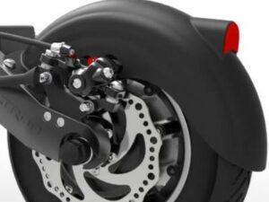 Guardabarros trasero Minimotors New Dualtron MX 1.5