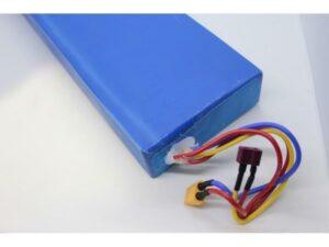 Batería Minimotors Dualtron X & X II – Lithium Ion 60V 3.2AH LG 16S1P (Tubo de dirección interior)